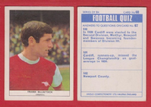 Arsenal Frank McLintock Scotland 68